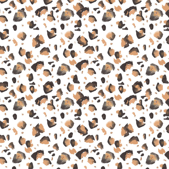 Autumn Spice Digital Custom Print Fabric