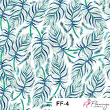 Flamingo Collection Digital Custom Print Fabric