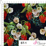 Stitched Collection Digital Custom Print Fabric