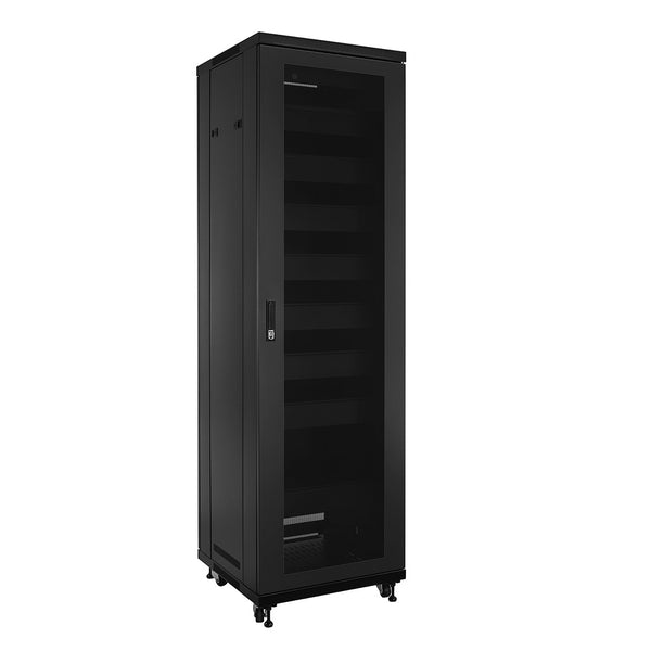 RACK ER42 42-Space Enclosed Rack with Active Cooling