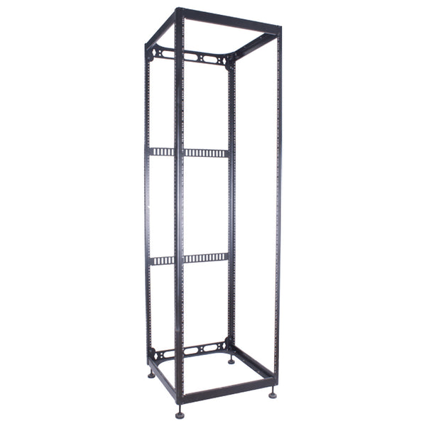 RACK SK38 38 Space Skeleton Rack with Leveling Feet