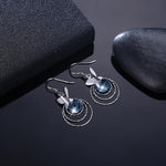 Load image into Gallery viewer, Swarovski Crystals Earrings