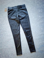 Load image into Gallery viewer, Faux leather pants