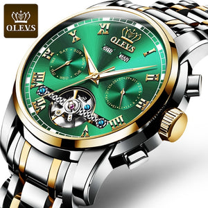 Luxury Swiss Automatic Men's Watches