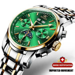 Load image into Gallery viewer, Swiss Luxury Men's Watches