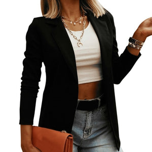 Autumn Women Blazer