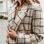 Load image into Gallery viewer, Wool Winter Women Coat