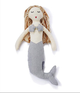 Mimi The Mermaid-Silver