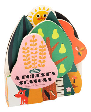 Bookscape Book Boards - A Forest's Season by Ingela P Arrhenius