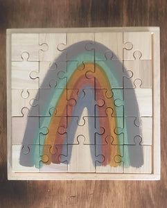 Earth Rainbow Puzzle