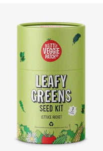 Leafy Green Seed Kit