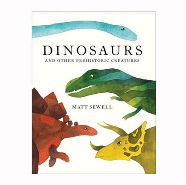 Dinosaurs and other Prehistoric Creatures Book