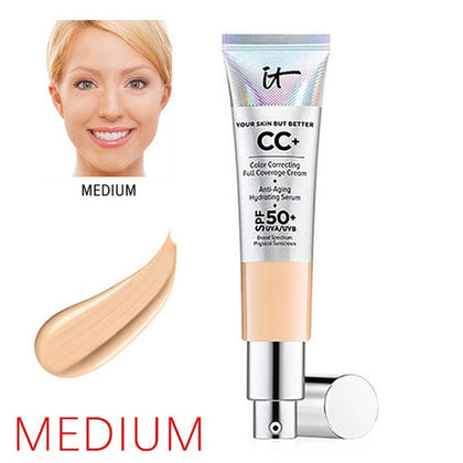 CC+ Foundation Cream