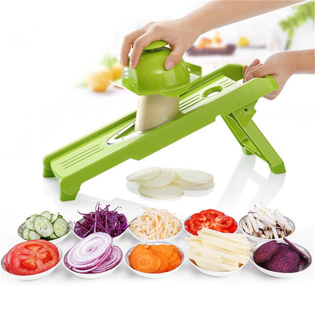 Vegetable Cutter Adjustable