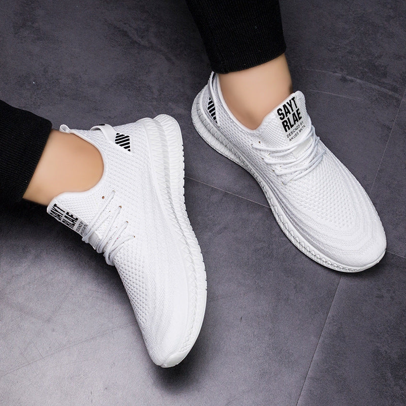 Shoes Sneakers White