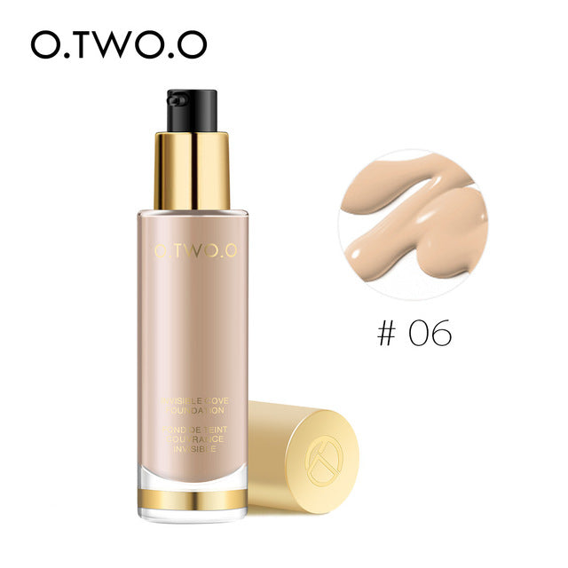O.TWO.O Liquid Foundation
