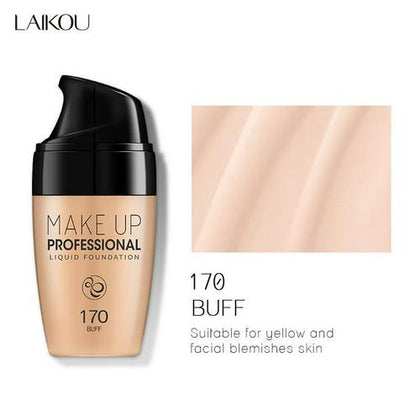 Face Foundation Cream Waterproof