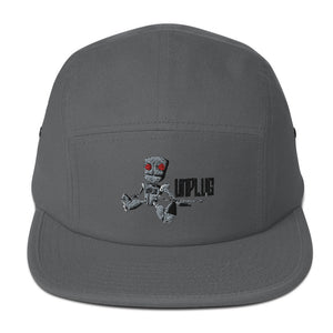 Unplug Logo 5 Panel Camper