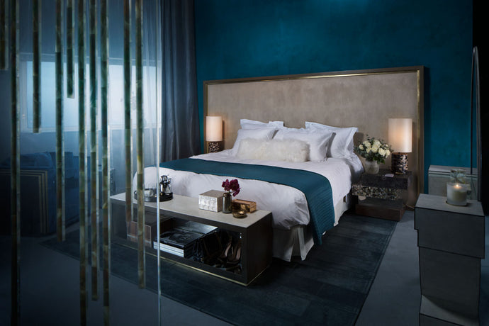 And so to bed: The sleep industry's most luxurious products. Norvegr Art of Sleep