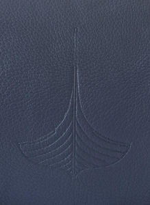navy leather world bedding set