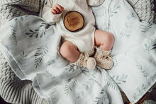 Load image into Gallery viewer, Snuggle Hunny Kids ~ Organic Muslin Wrap - Wild Fern