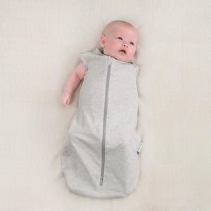 ErgoPouch - Cocoon Swaddle Bag - Grey Marle