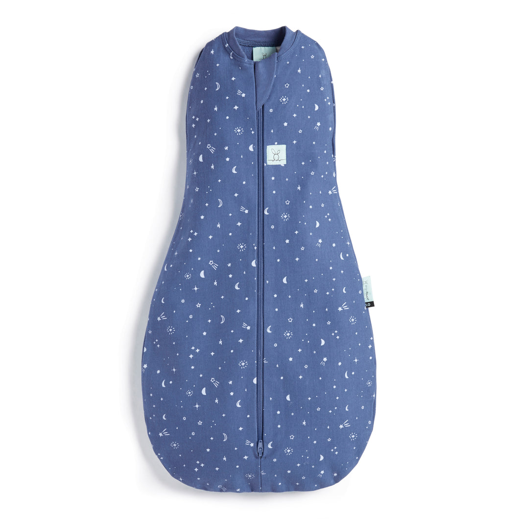 ErgoPouch - Cocoon Swaddle Bag - Night Sky