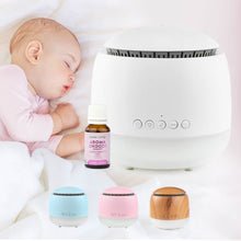 Load image into Gallery viewer, Lively Living ~ Aroma-Snooze Sleep Aid Vaporiser & Organic Oil