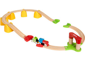 BRIO My First - My First Railway B/O Train Set, 25 pieces
