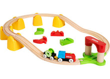 Load image into Gallery viewer, BRIO My First - My First Railway B/O Train Set, 25 pieces