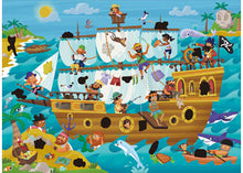 Load image into Gallery viewer, Galt - Magic Puzzle - Pirate Ship