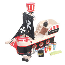 Load image into Gallery viewer, Indigo Jamm - Jolly Jack's Pirate Ship (Pre Order)