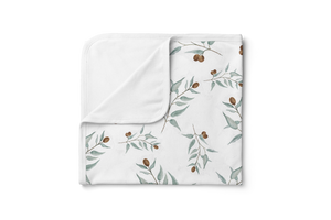 Piper Bug ~ Jersey Swaddle/Blanket - Ray