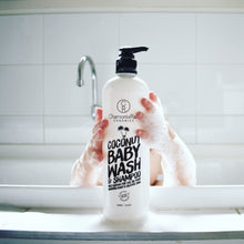Load image into Gallery viewer, ChamonixRain Organics Coconut Baby Wash & Shampoo 500ml