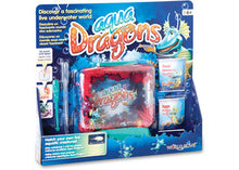 Load image into Gallery viewer, Aqua Dragons - Underwater World Box Kit