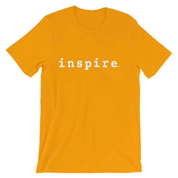 inspire Short-Sleeve Unisex T-Shirt