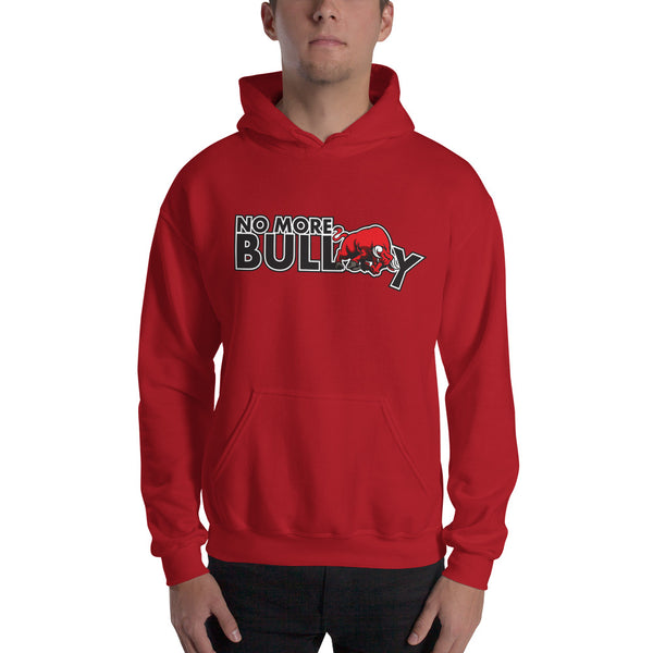 No More Bully Anti-Bullying Unisex Hooded Sweatshirt