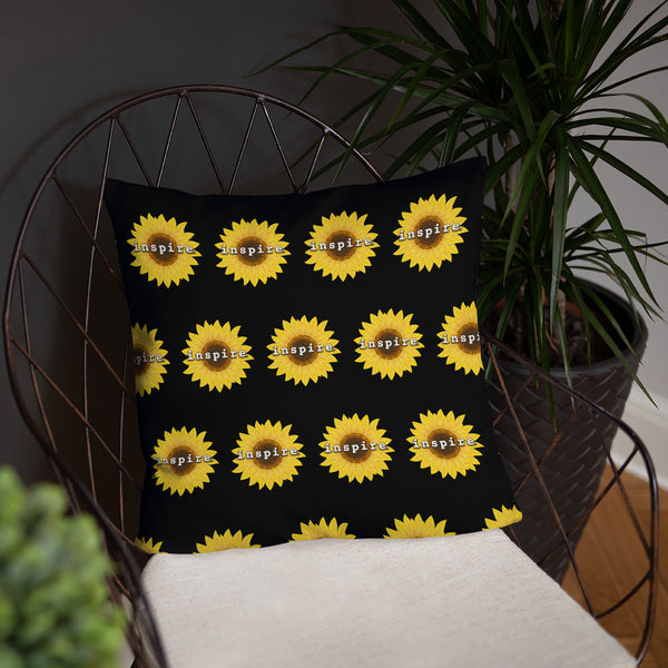 inspire® Sunflower Throw Pillow