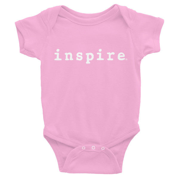 inspire 100% Cotton Infant Bodysuit
