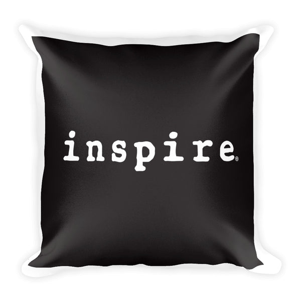 "inspire 18"" x 18"" Square Pillow"