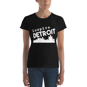 inspire Detroit Women's short sleeve t-shirt