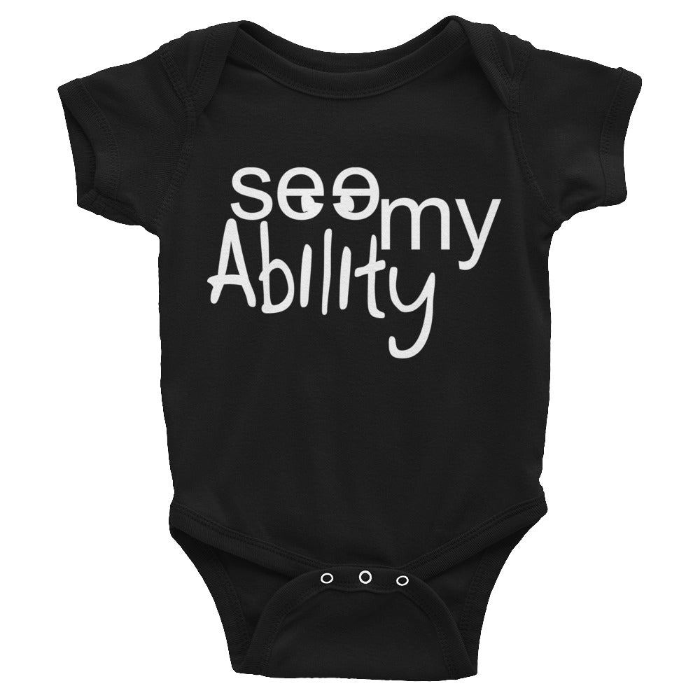 See My Ability Infant Bodysuit