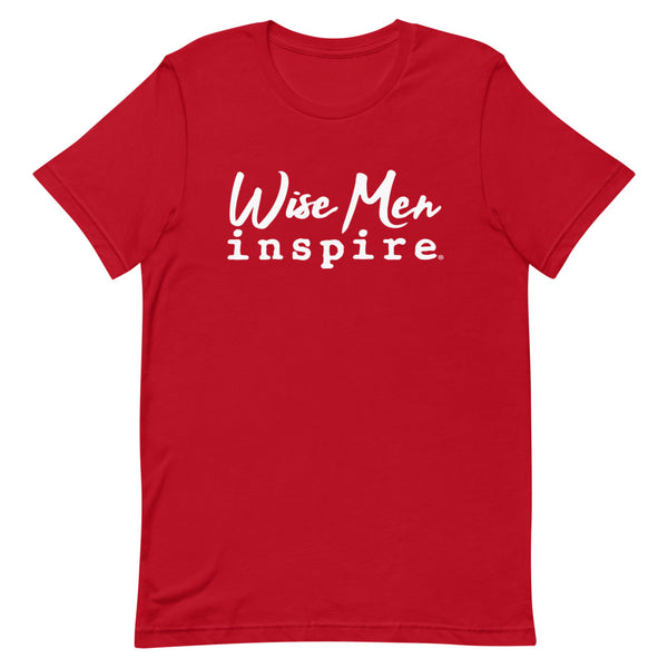 Wise Men inspire Short-Sleeve Unisex T-Shirt