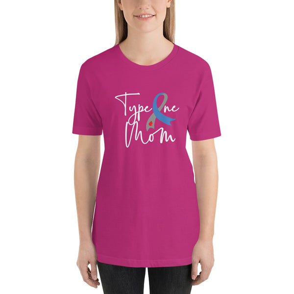 Type One Mom Short-Sleeve Unisex T-Shirt