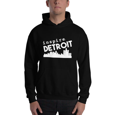 inspire Detroit Hooded Sweatshirt