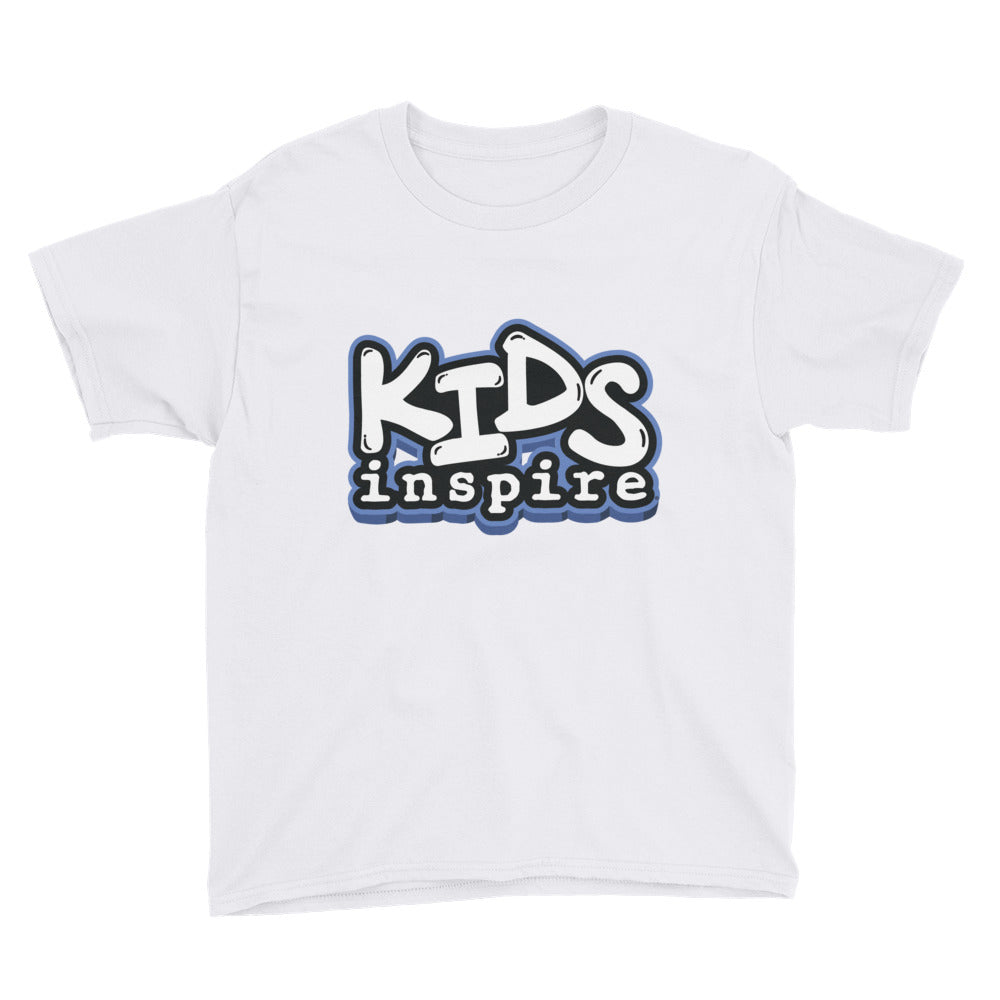 Kids inspire® Youth Short Sleeve T-Shirt