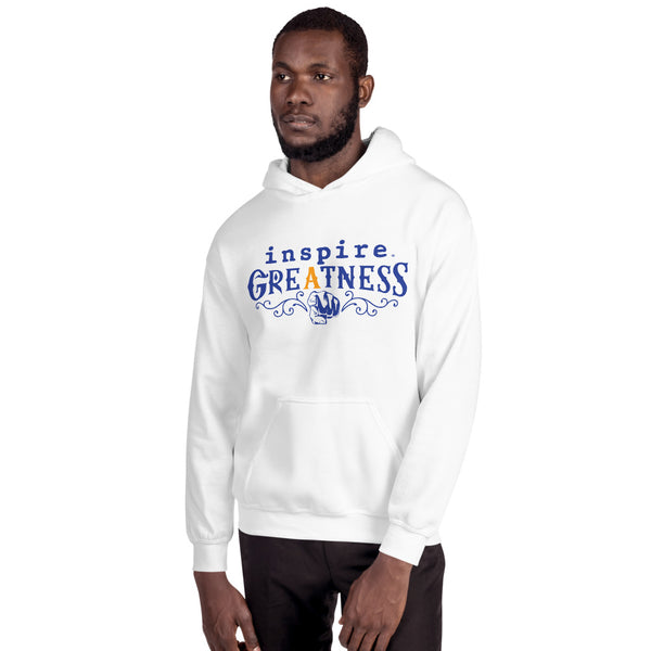 inspire Greatness Inspired By Terrance Burney Unisex Hoodie