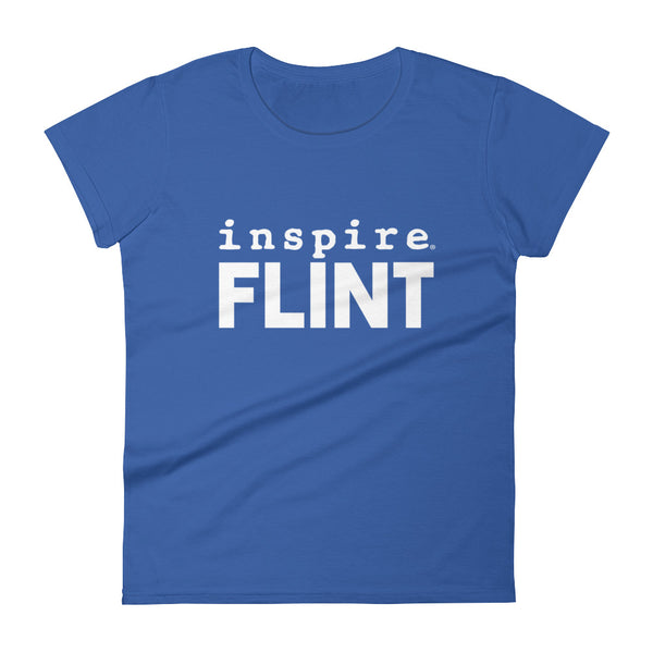 inspire Flint Women's short sleeve t-shirt
