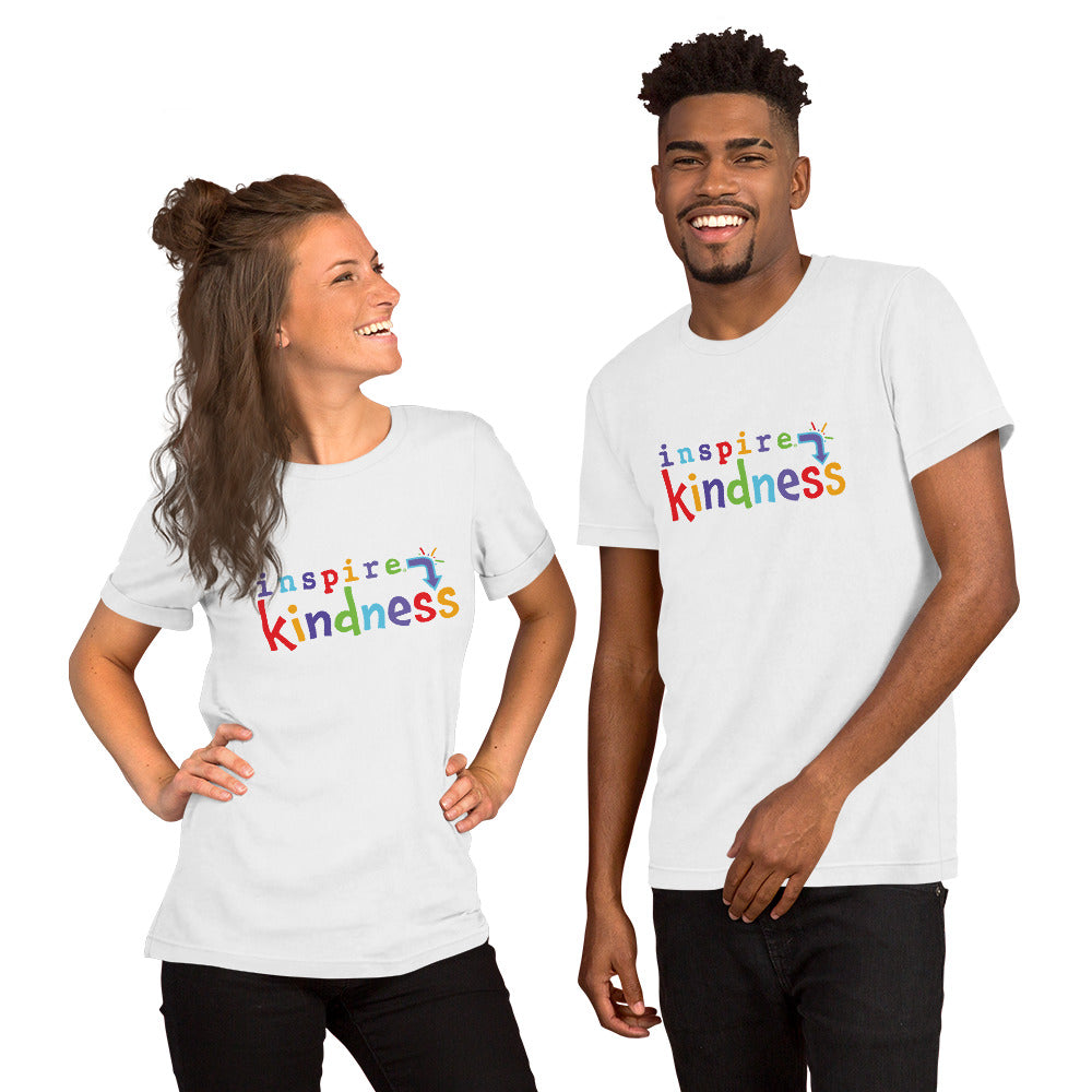 inspire® Kindness Short-Sleeve Unisex T-Shirt