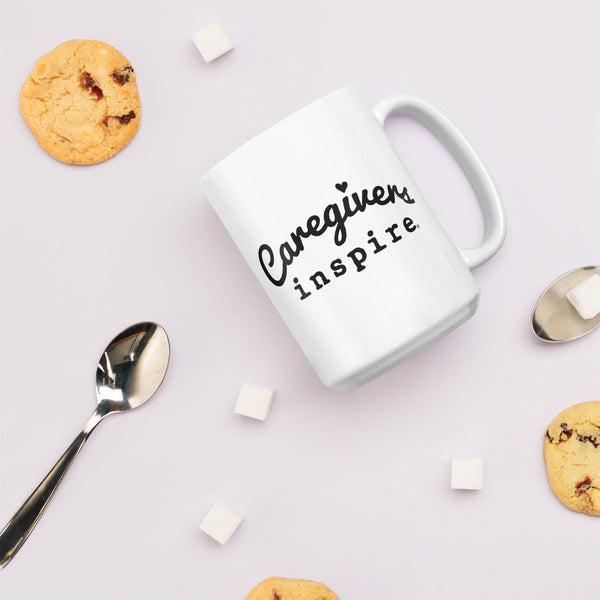 Caregivers inspire® Coffee Cup Mug